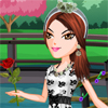 Spring Beauty A Free Dress-Up Game