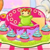 Cartoon Cake A Free Dress-Up Game