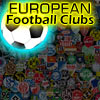 European Football Clubs A Free Action Game