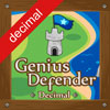 Genius Defender Decimal A Free Action Game
