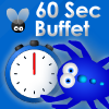60 Second Buffet is much faster paced version of Webby`s fly grabbing action designed for the June 60 Second Contest on Mochimedia. Score as much as you can in 60 seconds.