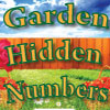 Find all the hidden numbers in the beautiful garden.
