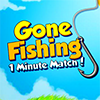 Gone Fishing - 1 minute match A Free Action Game