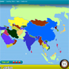 Asia GeoQuest A Free Puzzles Game
