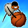Become the best stone age basketball player, you have 60 seconds to complete lots of quests.