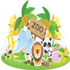 Zoo Race A Free Action Game