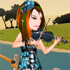 Play Violinist Priscilla Game