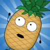 Fruitz: Run is a funny adventure game. You are playing as Pinapple. Your goal is to complete each Level and run as far as you can. Look out for evil Bananas, they want to stop you!