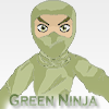 Green Ninja A Free Action Game