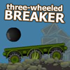 Fun breakout type game where you use a 3 wheeled breaker vehicle to keep the ball bouncing to break all blocks.