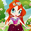 Little Bloom A Free Dress-Up Game