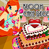 Bloom Cake Deco