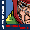 Hockey - Suburban Goalie A Free Sports Game