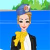 Stewardess dress up