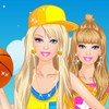 Sporty Barbie A Free Dress-Up Game