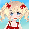 Anime summer outfits dress up game