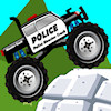Police Monster Truck A Free Action Game