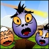 Prepare to cause absolute destruction as you create natural disasters to destroy all the eggs in each level.