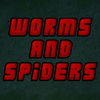Worms And Spiders A Free Action Game