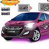 i30 car coloring A Free Customize Game