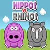 Hippos vs Rhinos A Free Education Game