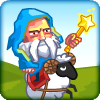 Wizard Walls A Free Action Game