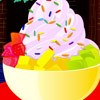 Froyo is the perfect dessert to finish off a heavy meal. It`s a light ice cream, and it`s usually paired with a nice fresh piece of fruit to give it that amazing sweet and tangy taste!