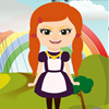 Rainbow Dress Up A Free Dress-Up Game