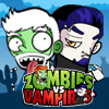 Zombies vs Vampires A Free Action Game