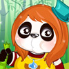 I Love Panda A Free Dress-Up Game