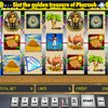Slot the golden treasure of Pharaoh A Free Action Game