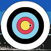 Click to aim the dot and shoot the arrow. Get the highest score in 30 seconds.
