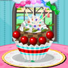 Chocolate Flavoured Cup Cakes A Free Dress-Up Game