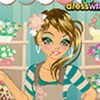 Flower Shop Fashion A Free Dress-Up Game