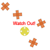 Watch Out! A Free Action Game