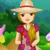 Dream Garden Girl A Free Dress-Up Game