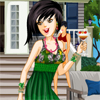 Beach Party A Free Dress-Up Game