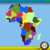 Africa GeoQuest A Free Puzzles Game
