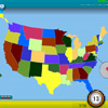 United States GeoQuest A Free Puzzles Game