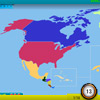 North America GeoQuest A Free Puzzles Game