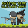 Russian Tank vs Hitler