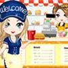 Fast Food Cutie A Free Dress-Up Game