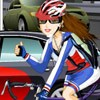 Carrie Courier A Free Dress-Up Game