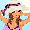 Going to the beach A Free Dress-Up Game