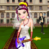 Bride Guitarist A Free Dress-Up Game