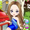 Street Pianist A Free Dress-Up Game