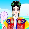 Exquisite Chinese Princess A Free Dress-Up Game