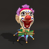 Clown A Free Action Game