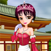 Cute Anime Princess A Free Dress-Up Game