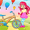 Girly Bike A Free Dress-Up Game